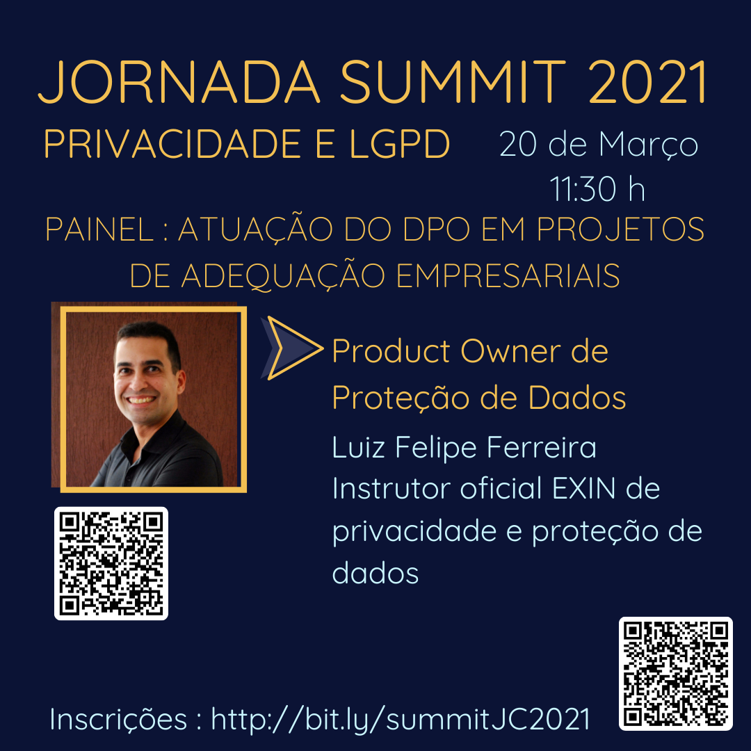 jornada summit 2021 lgpd